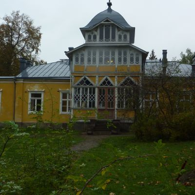 Mikaelskolan i Ekenäs