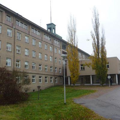 Mjölbolsta sjukhus