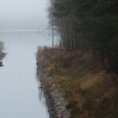 Jomalvik kanal.