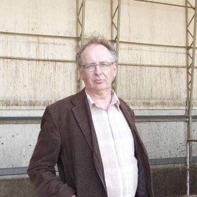 Västnyländska avfallshanteringsbolaget Rosk´n Rolls vd Stig Lönnqvist