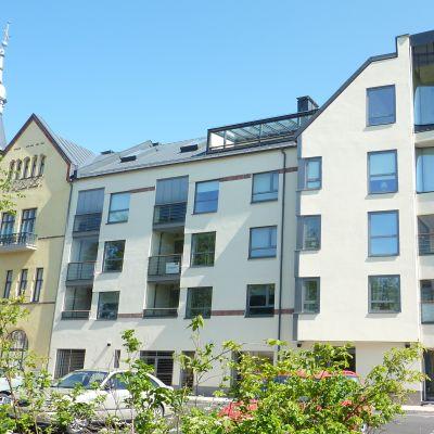 Hotell Regatta i Hangö.