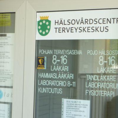 Pojo hälsovårdscentral