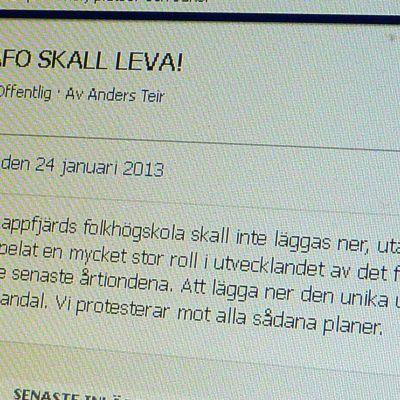 """Lafo skall leva!"""