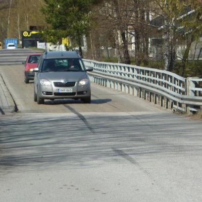 Kråkholmsbron i Ekenäs.