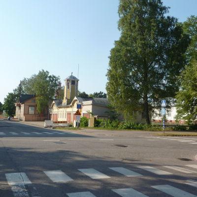 Kadermogatan i Hangö