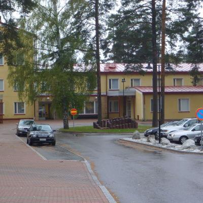 Centrums hälsostation i Lojo.