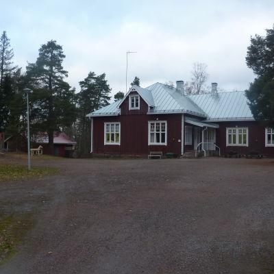 Västankvarn skola i Ingå.