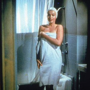 Marilyn Monroe elokuvassa Niagara.