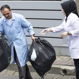 Istanbul, det saudiska konsulatet