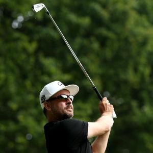 Mikko Korhonen spelade stabil golf i Österrike.