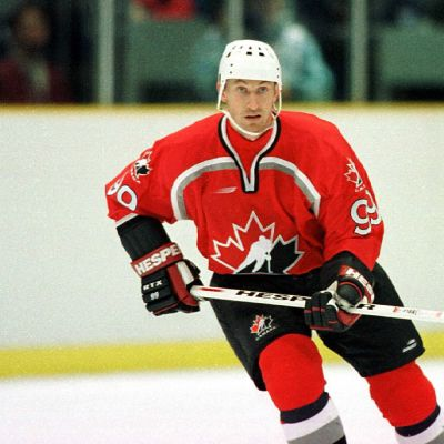 Bildkollage på Miko Kailala och Wayne Gretzky.