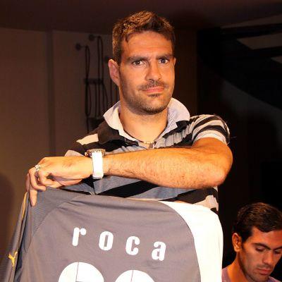 José Manuel Roca, här under spelardagarna.