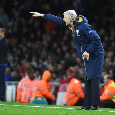 Arsene Wenger 2015