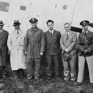 Amerikkalainen liikemies Alfred Lee Loomis auttoi kehittämään tutkatekniikkaa, joka muutti toisen maailmansodan kulun.