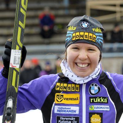 Kerttu Niskanen, FM 2014
