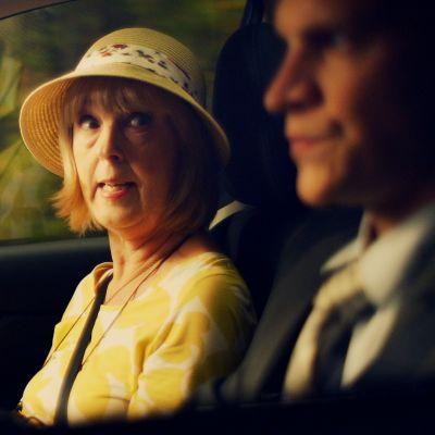 Leena Uotila ja Riku Nieminen elokuvassa Nuotin vierestä.