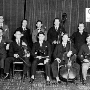 Radio-orkesteri 1927