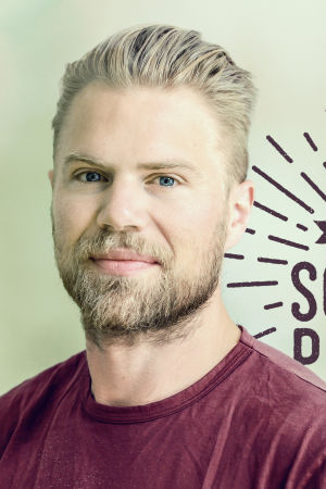 Vegas sommarpratare 2018 Sean Bergenheim.