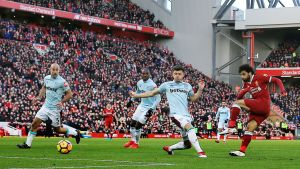 Liverpool är en engelsk fotbollsklubb.