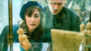 Ranskalaisen jännityssarjan taide-etsivät palaavat ruutuun 3. kauden jakson.