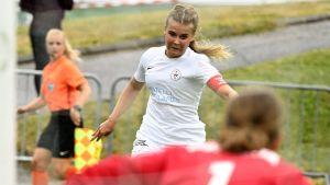 PK-35:s Amanda Rantanen.