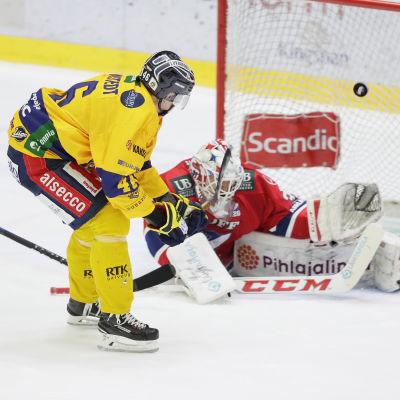 Teemu Ramstedt, HIFK-Lukko.