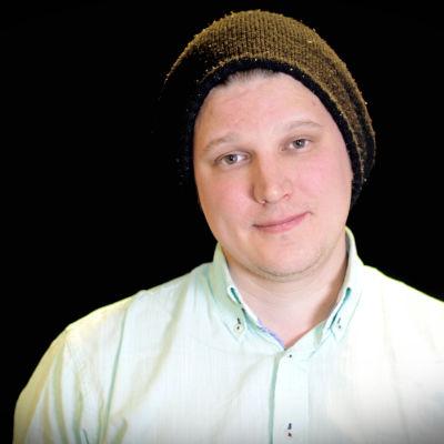 Benjamin Särkkä är hacker & gäst i Myteriet