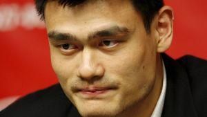 Yao Ming, basketspelare