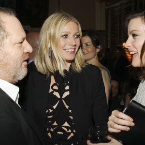Harvey Weinstein, Gwyneth Paltrow och Liv Tyler