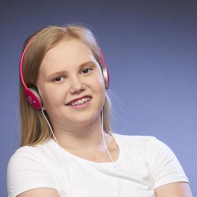Alva Eklund finalist i MGP 2018.