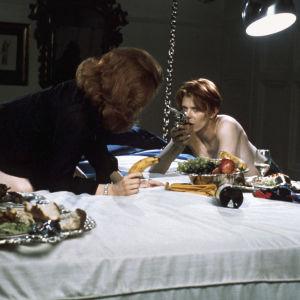 David Bowie The Man Who Fell To Earth -elokuvassa