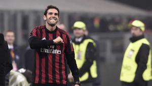 AC Milan har en given plats i Kakás hjärta.