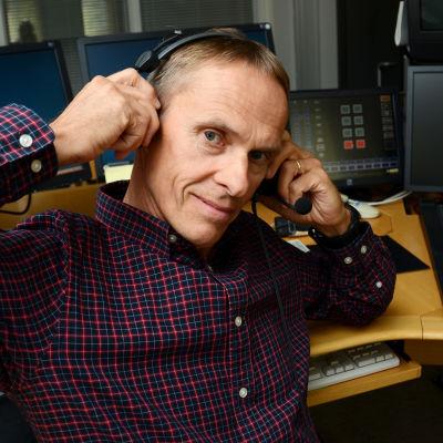 Bertil Blom, redaktör för Amadeus och Musikväktarna