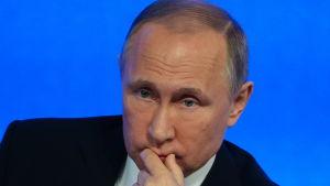 Vladimir Putin, Ryssland president