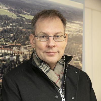 Elinvoimajohtaja Mika Herpiö Riihimäeltä