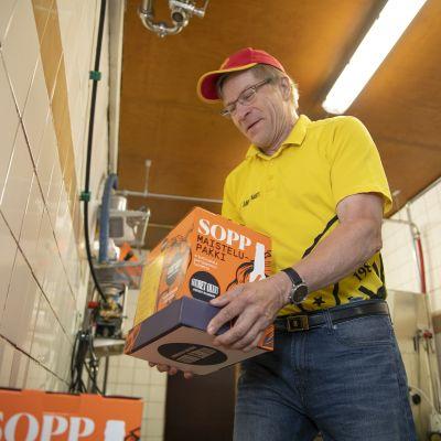 Ulkomaalaisilla oluilla on ollut vaikutusta suomalaisten juomatottumuksiin - Lammin Sahti vastasi kysyntään Maistelupakilla