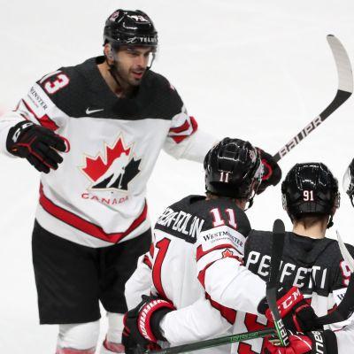 Kanada juhlii maalia MM-kisoissa 2021