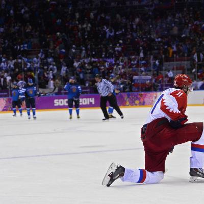 Ryssland-Finland, OS 2014