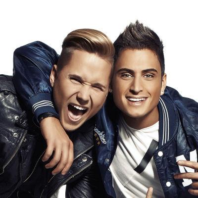 Samir & Viktor uppträder på Norrvalla i sommar.