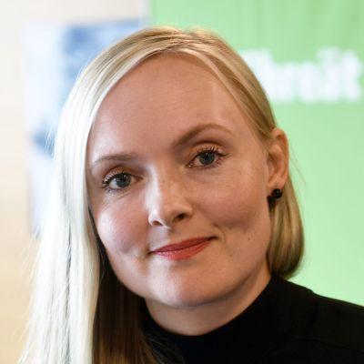 Maria Ohisalo.