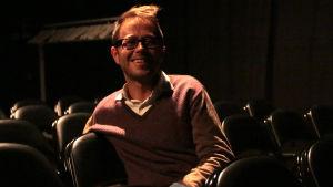 A German Youth -dokumenttielokuvan ohjaaja Jean-Gabriel Périot vieraili docpoint festivaalilla