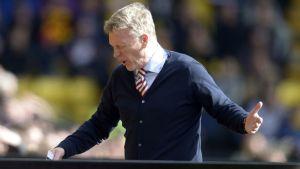 David Moyes, chefstränare för Sunderland