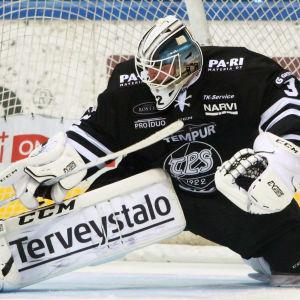 Rasmus Tirronen spelar för TPS.