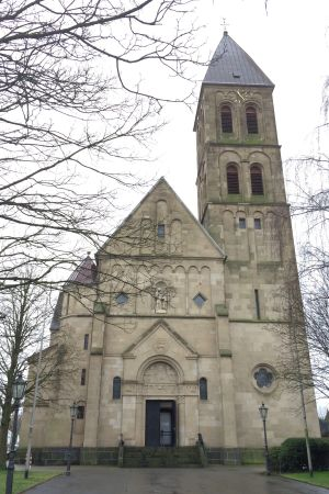 St. Annakyrkan i Mönchengladbach