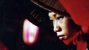 Kuva Chris Markerin esseistisestä elokuvasta Vailla aurinkoa (Sans soleil).
