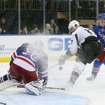 New York Rangers - Anaheim Ducks