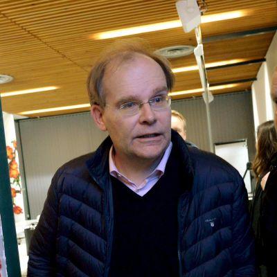Mikael Nyberg valdes i februari till ordförande för HSK:s styrelse.