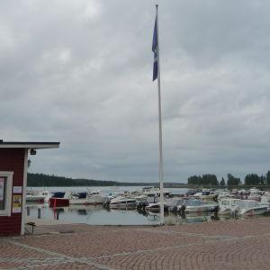 Gästhamnen i Lovisa.