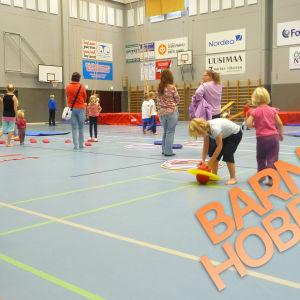 Barn och hobbyer Östnyland.