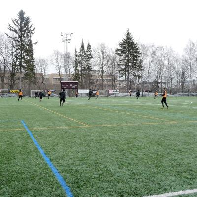 TPS spelar nästa säsong i Idrottsparken.